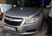 Bán Chevrolet Cruze đời 2010, màu bạc, xe cũ