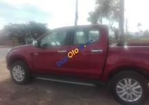 Bán ô tô Isuzu Dmax 4x4 MT sản xuất năm 2018, màu đỏ, nhập khẩu nguyên chiếc