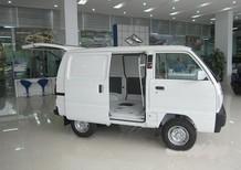 Bán xe Suzuki Blind Van sản xuất năm 2018, màu trắng, 285tr