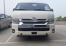 Bán Toyota Hiace 3.0 năm 2018, màu bạc, nhập khẩu nguyên chiếc, 999 triệu