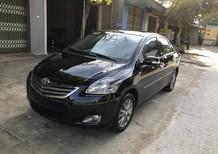Bán Toyota Vios E MT năm 2013, màu đen Gia đình chính chủ