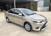 Bán ô tô Toyota Vios G sản xuất năm 2014, màu cát vàng