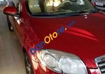 Bán Daewoo GentraX sản xuất 2012, màu đỏ, xe nhập