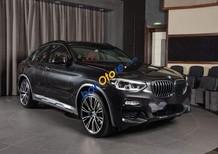 Bán ô tô BMW X4 sản xuất năm 2018, màu đen, nhập khẩu nguyên chiếc