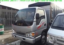 Bán xe Jac 2.4 tấn, công nghệ Isuzu Nhật Bản, hiện đại, tiết kiệm nhiên liệu