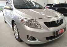 Corolla altis 2.0 V số tự động, đời 2010, màu bạc, giá fix mạnh