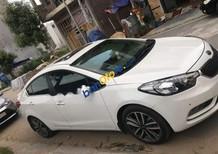 Bán ô tô Kia K3 1.6 AT sản xuất năm 2016, màu trắng, giá tốt