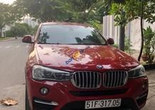 Bán BMW X4 năm sản xuất 2015, màu đỏ, nhập khẩu số tự động