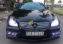Bán Mercedes CLS500 năm 2005, màu đen, xe nhập, giá chỉ 520 triệu