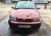 Cần bán Fiat Albea MT năm 2004, màu đỏ, nhập khẩu nguyên chiếc, 130 triệu