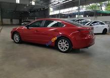 Cần bán lại xe Mazda 6 2.0L sản xuất 2014, màu đỏ, 750tr