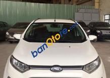 Bán Ford EcoSport Titanium AT sản xuất năm 2014, màu trắng