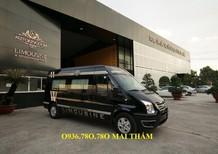 Ford Transit Limousine S giá rẻ nhanh thu hồi vốn cho nhà xe