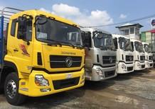 Xe tải Dongfeng 4 chân, thùng dài 9.5 mét