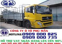 Xe tải Dongfeng YC310 4 chân giá rẻ Dongfeng Hoàng Huy YC310