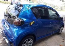 Cần bán gấp Toyota Aygo sản xuất 2013, màu xanh lam, nhập khẩu