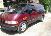 Bán lại xe Toyota Previa AT 1993, xe cũ