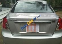 Cần bán xe Chevrolet Lacetti sản xuất 2011, màu bạc, nhập khẩu