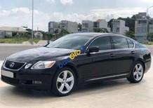 Cần bán Lexus GS 350 sản xuất 2007, màu đen, xe nhập chính chủ, 790tr