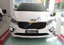 Bán xe Kia Sedona Platinum G sản xuất năm 2018, màu trắng giá tốt