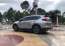 Bán Honda CR V L năm 2018, màu bạc, nhập khẩu