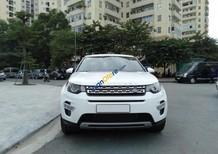 Bán ô tô LandRover Discovery Sport HSE Luxury năm 2015, màu trắng, xe nhập như mới
