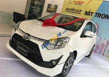 Cần bán xe Toyota Wigo năm 2018, màu trắng