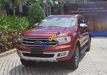 Bán xe Ford Everest sản xuất năm 2018, màu đỏ
