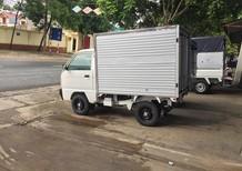 Suzuki Truck thùng kín 5 tạ 2018, khuyến mại thuế trước bạ, giá tốt nhất tại Bắc Giang. LH: 0919286158