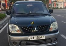 Cần bán gấp Mitsubishi Jolie MPI năm 2005, màu xanh