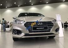 Cần bán xe Hyundai Accent đời 2018, màu vàng, giá tốt