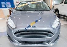 Bán xe Ford Fiesta sản xuất năm 2018, màu xám, giá chỉ 516 triệu