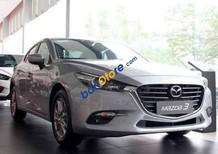Bán ô tô Mazda 3 năm sản xuất 2018, màu bạc, giá 659tr