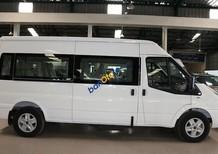 Bán Ford Transit năm sản xuất 2018, màu trắng, nhập khẩu nguyên chiếc