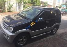 Cần bán gấp Daihatsu Terios sản xuất 2006, màu đen