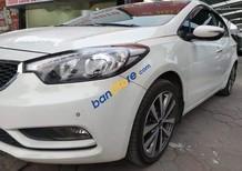 Bán Kia K3 1.6AT sản xuất 2015, màu trắng chính chủ giá cạnh tranh