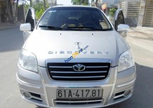Cần bán Daewoo Gentra SX sản xuất năm 2009, màu bạc chính chủ