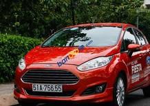 Bán ô tô Ford Fiesta năm sản xuất 2018, màu đỏ