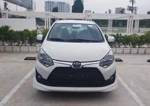 Đại Lý Toyota Thái Hòa Từ Liêm bán Toyota Wigo 1.2AT 2018, sẵn xe, đủ màu, giao ngay, nhiều quà tặng, LH 0964898932