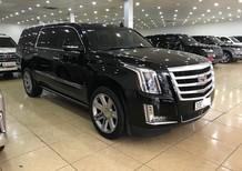 Cần bán lại xe Cadillac Escalade ESV Premium năm 2015, màu đen, nhập khẩu nguyên chiếc như mới
