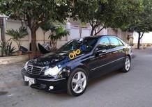 Bán ô tô Mercedes C240 sản xuất năm 2005, màu đen, xe nhập, 259 triệu