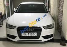 Cần bán Audi A4 1.8 AT năm sản xuất 2013, màu trắng