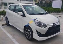 Bán Toyota Wigo 1.2 MT sản xuất 2018, màu trắng, nhập khẩu nguyên chiếc