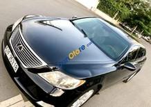 Cần bán lại xe Lexus LS 460L sản xuất 2008, màu đen, nhập khẩu số tự động