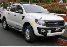 Bán Ford Ranger Wildtrak 3.2 2015, màu trắng, nhập khẩu