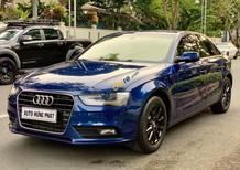 Bán ô tô Audi A4 sản xuất 2015, màu xanh lam, xe nhập