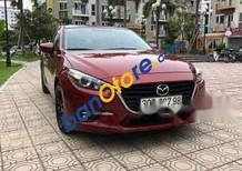 Cần bán lại xe Mazda 3 năm 2017, màu đỏ chính chủ, giá chỉ 673 triệu
