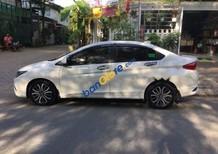 Cần bán Honda City AT sản xuất năm 2017, màu trắng, giá 548tr
