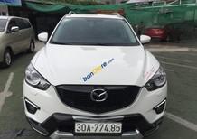 Xe Mazda CX 5 sản xuất 2015, màu trắng chính chủ, 760tr