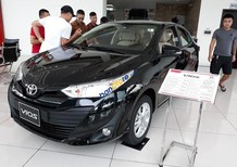 Bán xe Toyota Vios 2018 số sàn, màu đen